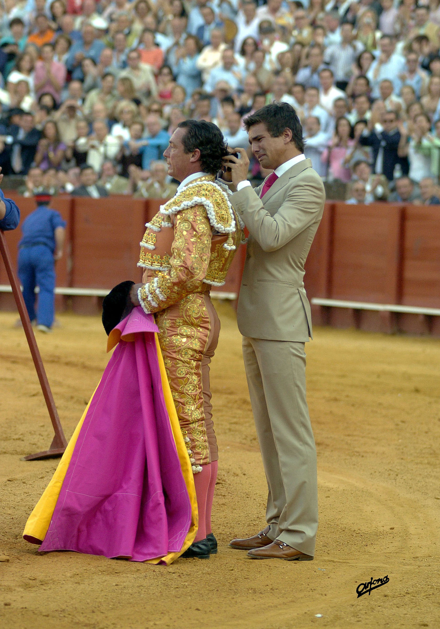 Jose Maria Manzanares Bullfighter
